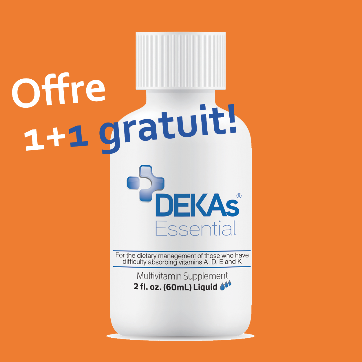 DEKAs Essential Liquid1+1 FRA